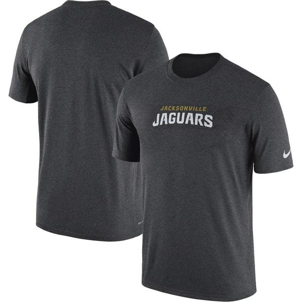 Nike NFL Jacksonville Jaguars Sideline Seismic Legend Performance T-Shirt
