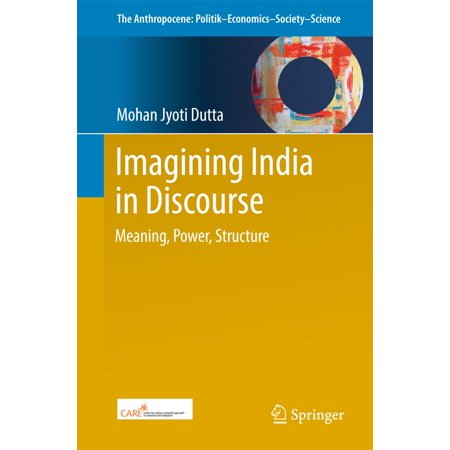 Imagining India in Discourse - eBook (Imagining India)