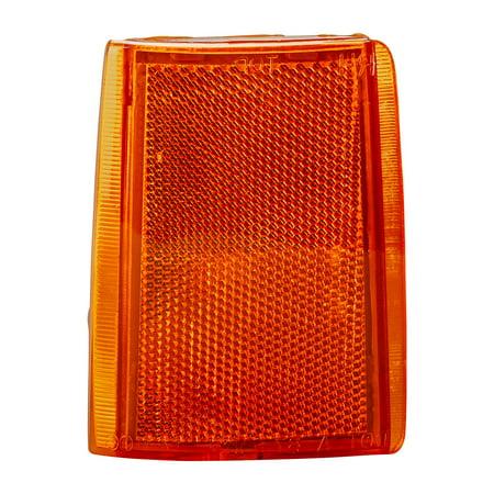 - TYC 17-1107-01 Side Marker Light for Chevy Blazer,, Suburban GM2556102