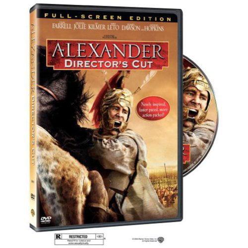 Alexander: Director's Final Cut (Director's Cut) (Full Frame)