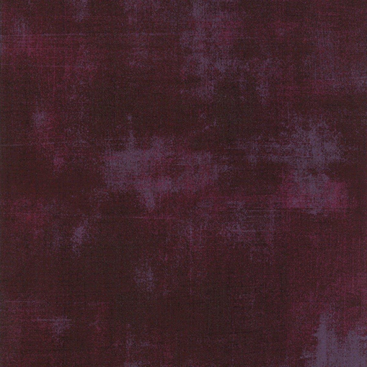Moda Fabrics Grunge Texture New Colors 2017~ Fig Cotton Fabric