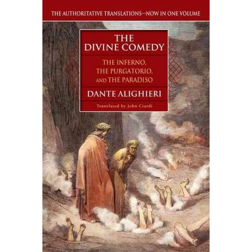The Divine Comedy: The Inferno/the Purgatorio/the Paradiso