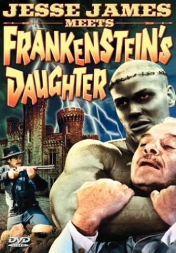 Jesse James Meets Frankenstein's Daughter by ALPHA VIDEO DISTRIBUTORS