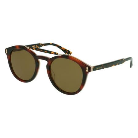 Gucci Opulent Luxury GG0124S Sunglasses 004 Avana
