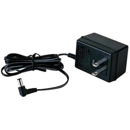 Secure AC/DC 6 Volt Adapter for Secure brand Fall Prevention Alarm Monitors (Optional Accessory)