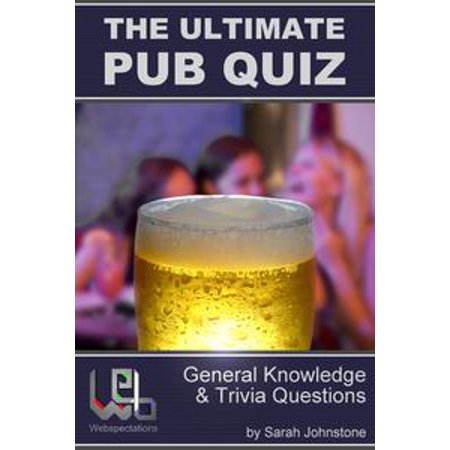 The Ultimate Pub Quiz: General Knowledge and Trivia Questions - - Halloween Trivia Quiz And Answers