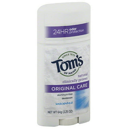 tom 39 s of maine original care unscented aluminum free deodorant oz pack of 3. Black Bedroom Furniture Sets. Home Design Ideas