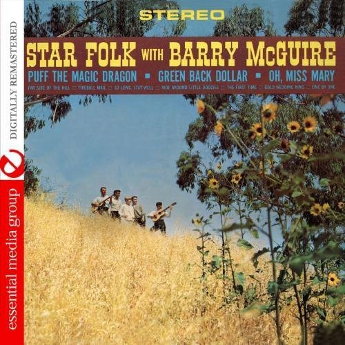 Barry McGuire - Barry McGuire: Vol. 1-Star Folk [CD]