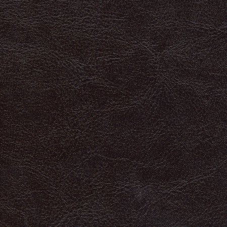 SHASON TEXTILE FAUX LEATHER UPHOLSTERY-HOME DECOR SOLID FABRIC, BROWN, Available In Multiple -