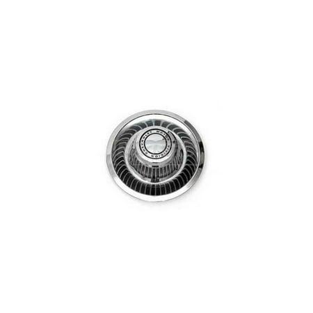 69 Camaro Rally Wheel (Eckler's Premier  Products 33183357 Camaro Rally Wheel High Top Center Base & Ornament 69 )