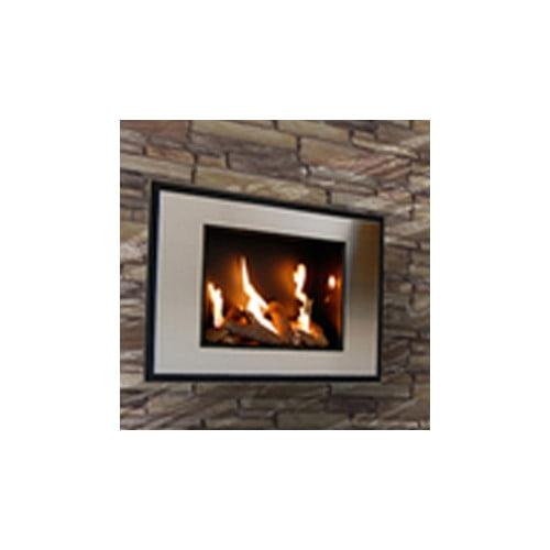 moda wall mount ethanol fireplace walmart