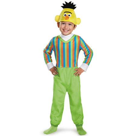 Bert Ernie Costumes Adults (BERT DELUXE INFANT)
