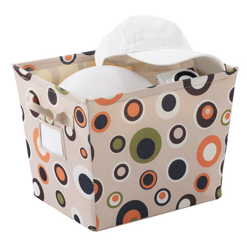 Neatfreak Small Bin with Label, Pop Rocks