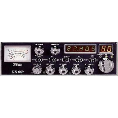 Galaxy DX959 40 Ch Sidebands CB Radio DX-959 NEW