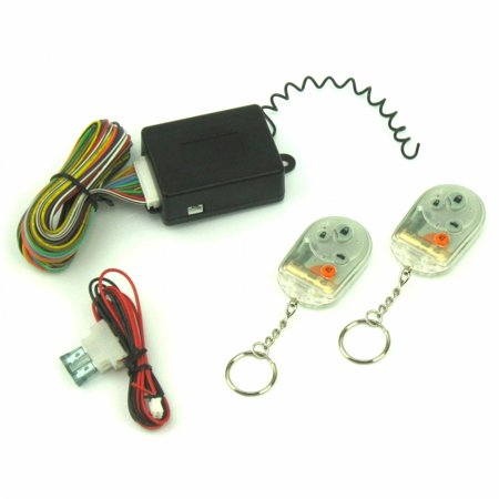 BEST 12-volt Keyless Entry/Remote Control Kit Classic Cars & Trucks