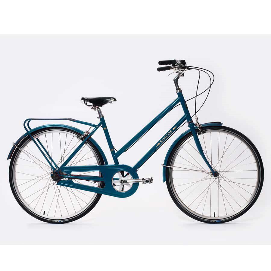Simcoe, Step-Through Signature 7, Bicycle, Midnight, S