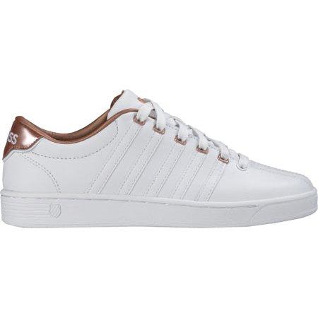 Orange 100% Original K-Swiss Court Pro II Metalliccmf Sneaker shop for cheap price discount online 5Ts3M3U3