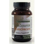 LifeSource SuperSprouts Harmonic Innerprizes 90 VCaps