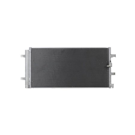 A-C Condenser - Koyoair For/Fit 4281 08-17 Audi A5/S5 Coupe Q5/SQ5 10-17 A5/S5 Cabriolet 09-15 A4/S4/Allroad 15-15 Porsche Macan WITH Receiver & Dryer