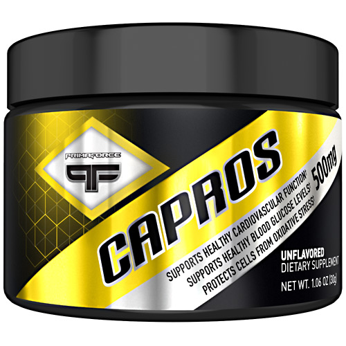 Primaforce Capros, Unflavored, 60 Servings