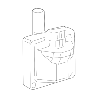 Genuine OE GM Ignition Coil 10489421