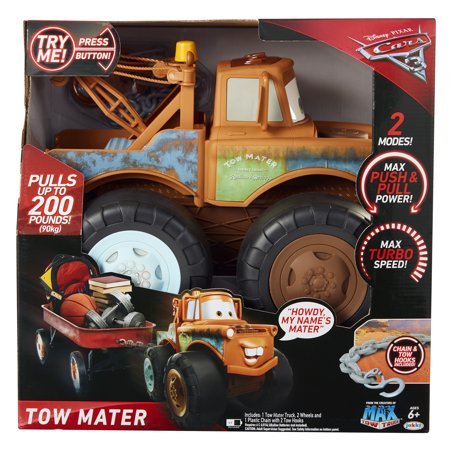 Cars 3 Tow Mater