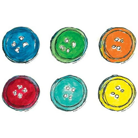 GROOVY BUTTONS MINI ACCENTS PETE THE CAT