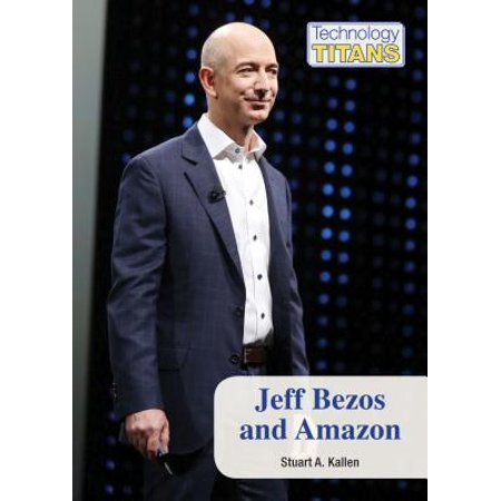Jeff Bezos and Amazon Jeff Bezos took his childhood love of books and turned it into Amazon.com, one of the biggest and most successful online retailers on earth. Driven by Bezoss vision, Amazon changed the way people read, listen to music, watch videos, and shop.
