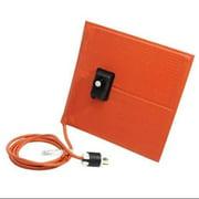 BRISKHEAT Silicone Rubber Htr,Control,50-450 deg  SRL06241PADJB