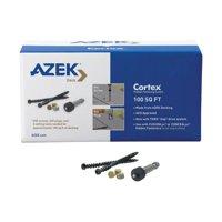 AZEK 2-3/4 in. L Torx TTAP Star Head Kona Deck Screws 350 lb.