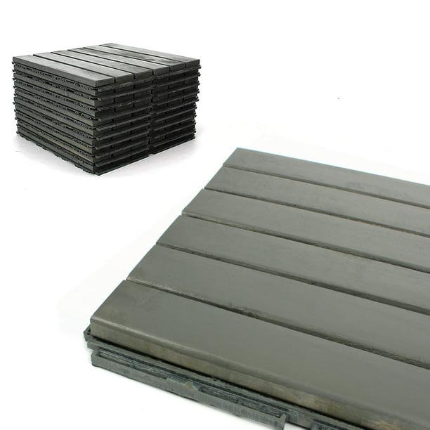 Deck Tiles Patio Pavers Acacia Wood