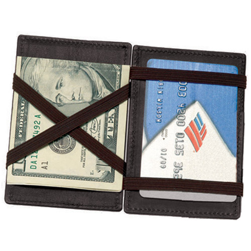 Royce Leather Magic Wallet in Genuine Leather