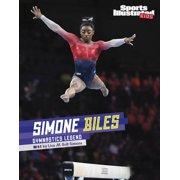 Sports Illustrated Kids Stars of Sports: Simone Biles: Gymnastics Legend (Hardcover)