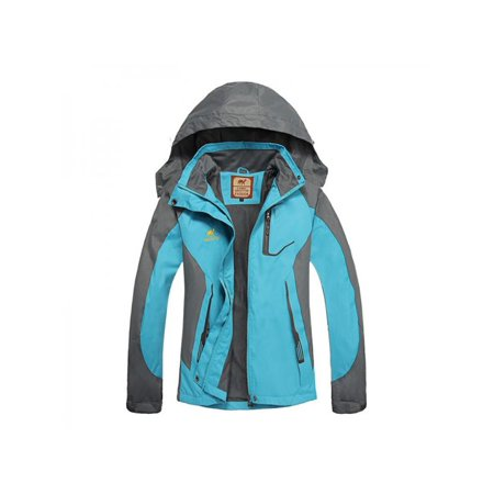 Topumt Womens Winter Outwear Climbing Hiking Ski Waterproof Outdoor Jacket