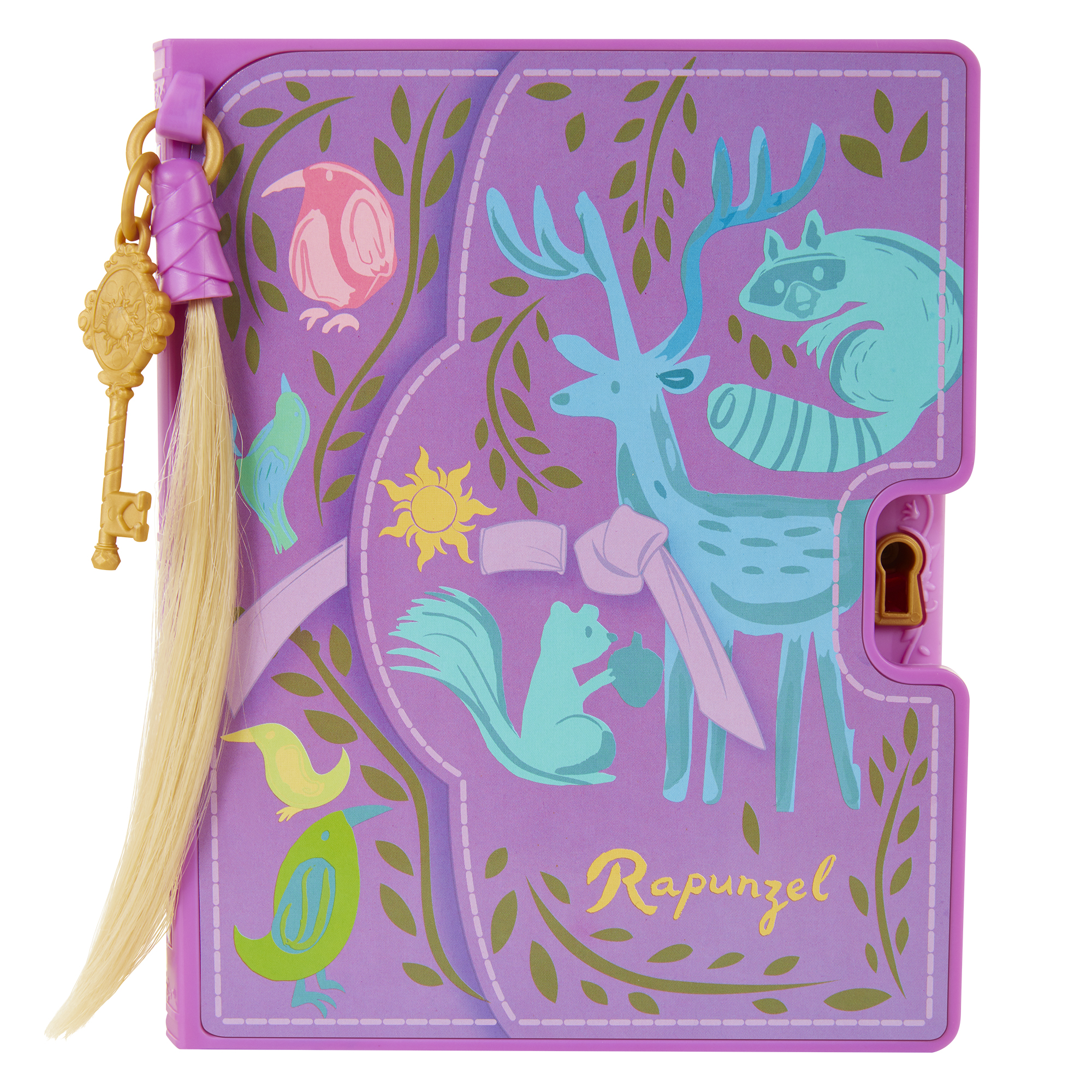 Disney's Tangled: Rapunzel`s Secret Journal