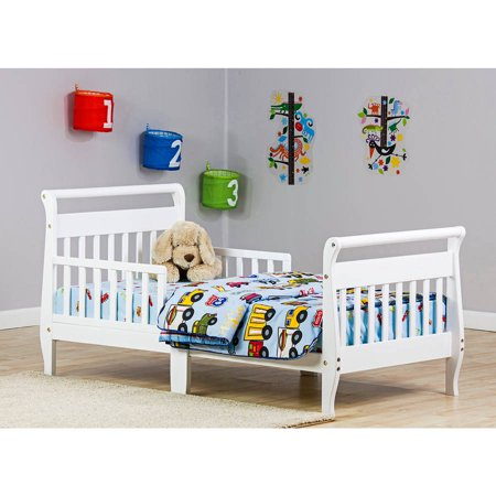Dream On Me Sleigh Toddler Bed Choose Your Finish