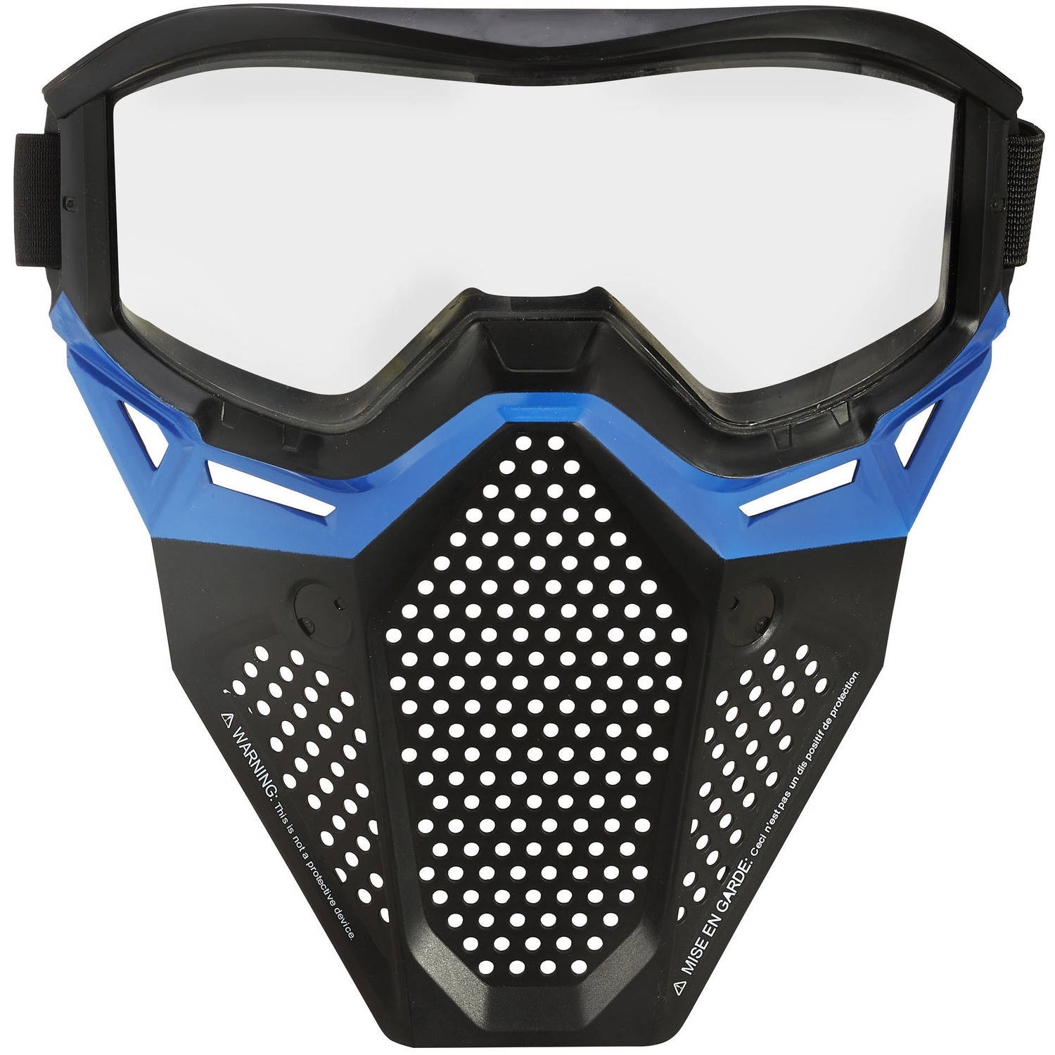Nerf Rival Face Mask (Blue) by Hasbro