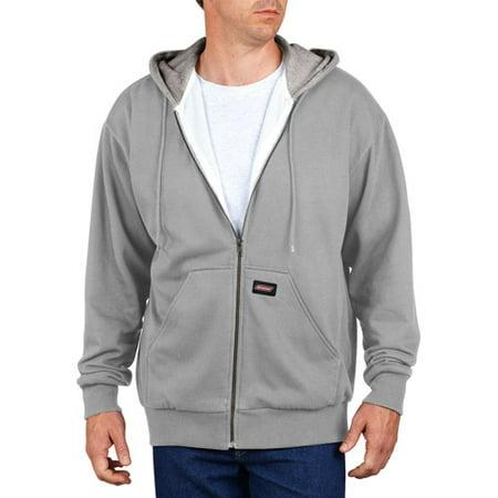 5ad05353e3 Dickies - Big Men s Lightweight Fleece Full Zip Hoodie - Walmart.com