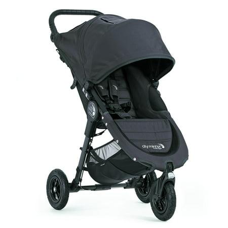 Baby Jogger City Mini Gt Single Stroller Titanium