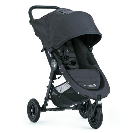 Baby Jogger City Mini GT Single Stroller - Titanium ...