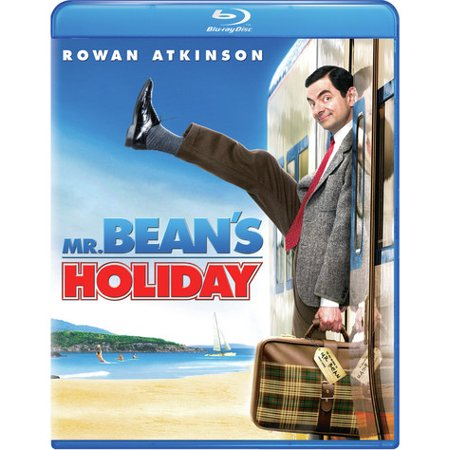 Mr. Beans's Holiday (Blu-ray)