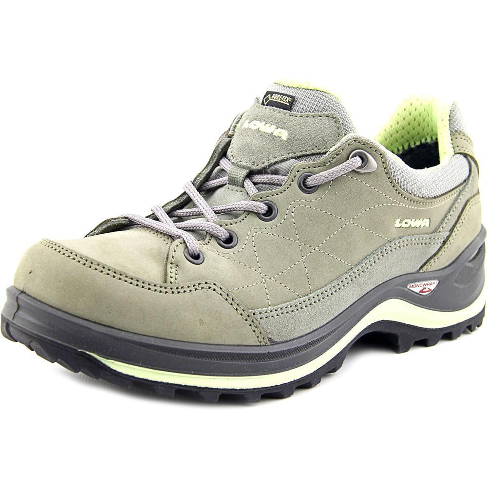 Lowa Renegade III GTX Lo Round Toe Leather Hiking Shoe by Lowa