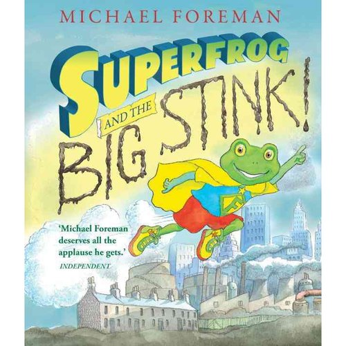 Superfrog and the Big Stink!