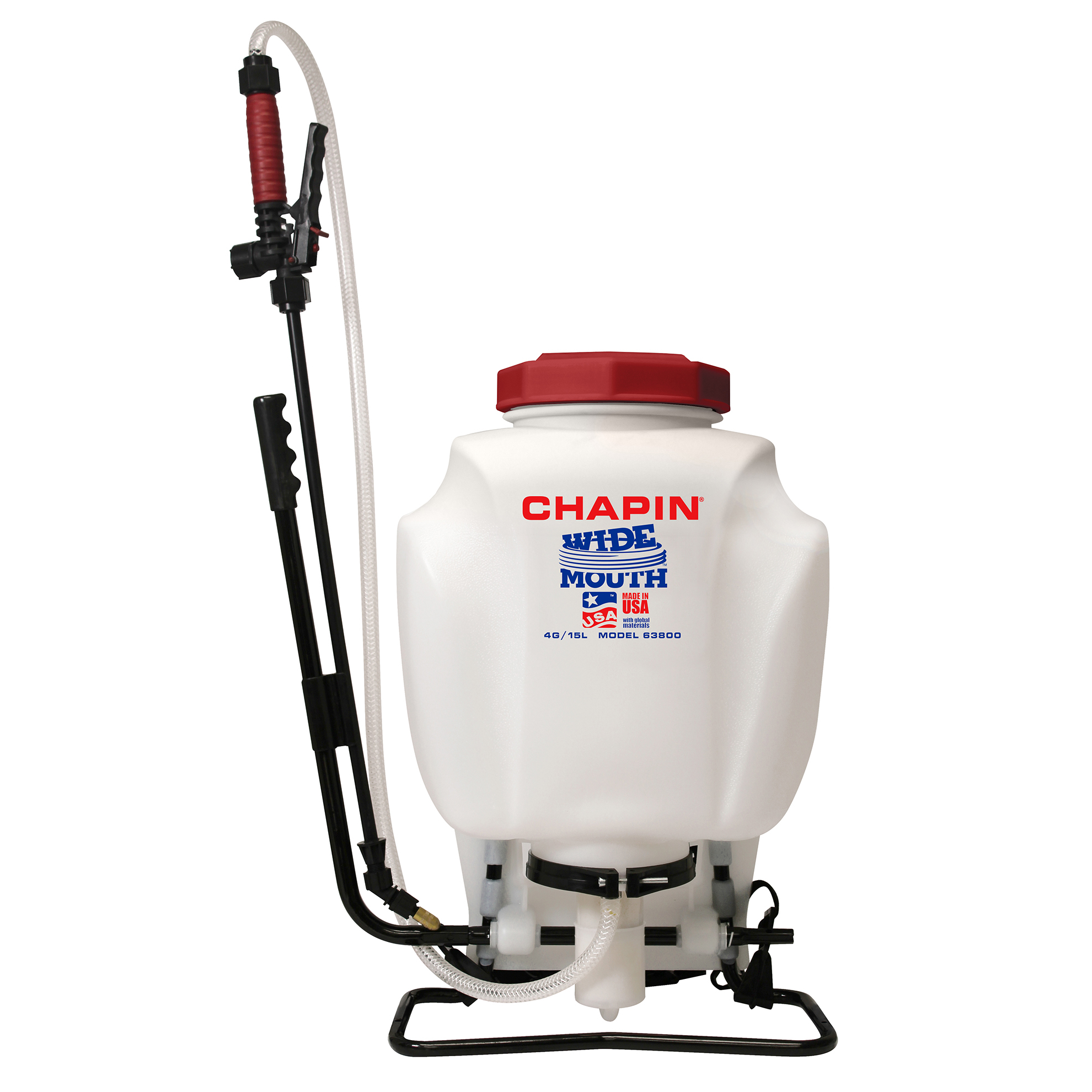 Chapin 63800 4 Gallon Wide Mouth Backpack Sprayer
