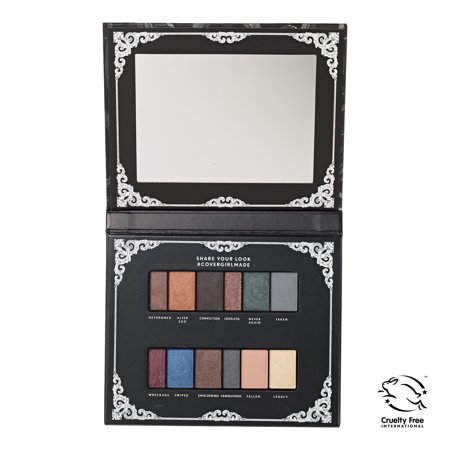 COVERGIRL Her Majesty Overthrown Eyeshadow Palette