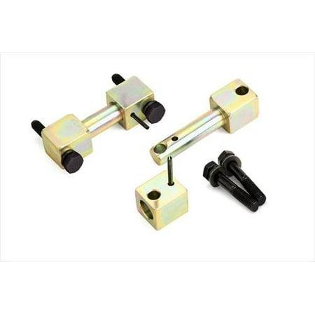 Jks Bar Pin - JKS 9607 Rear Bar Pin Eliminator Kit for Jeep JK