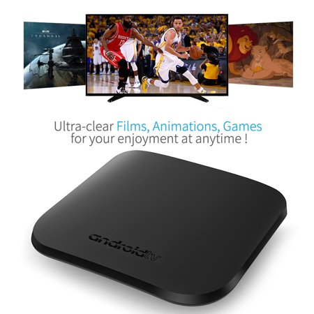 MECOOL M8S PLUS L Smart Android Android 7.1 Amlogic S912 Octa-core 64-Bit 2GB/16GB VP9 H.265 UHD 4K HDR10 WiFi LAN Airplay Miracast DLNA HD - image 5 of 7