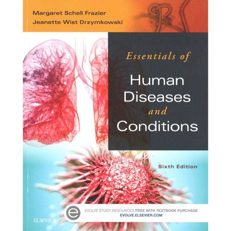 Essentials of Human Diseases and Conditions - Walmart.com