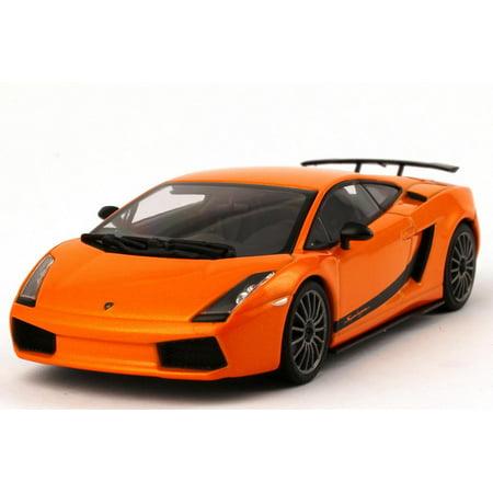 Lamborghini Gallardo Superleggera Orange 1 43 Diecast Model Car By