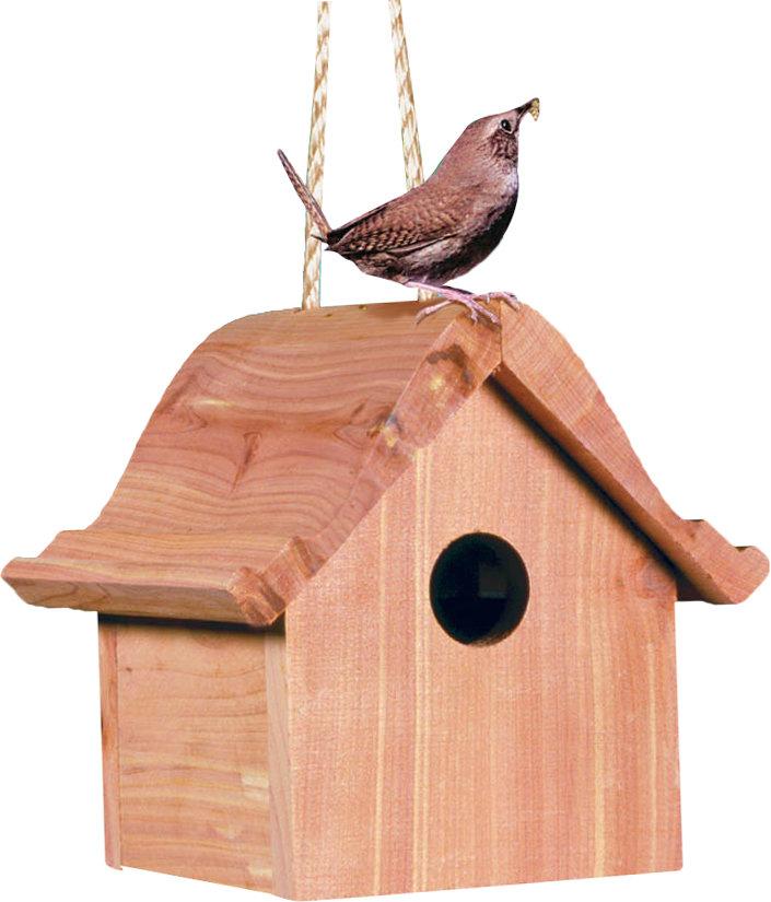 Perky-Pet 50301 Wren Home Cedar Birdhouse by Generic